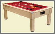 New Free Play Pool Tables